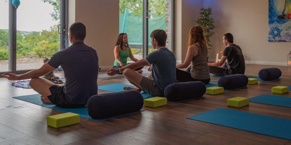 Accessori per fare Yoga
