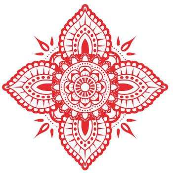 Muladhara (rosso)
