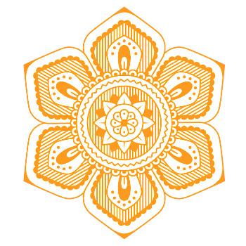 Svadhisthana (arancione)