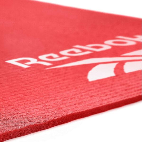 yoga mat reebok rosso