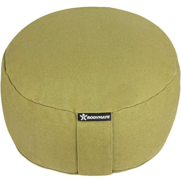 cuscino yoga bodymate verde oliva