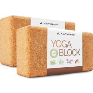 blocchi yoga sughero amityunion