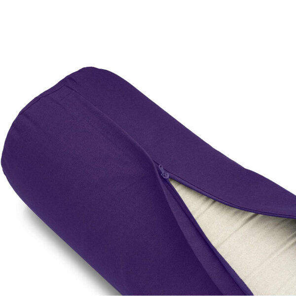 bolster yoga basaho viola puro