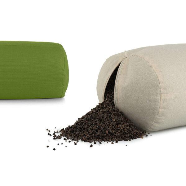 bolster yoga ecologico basaho