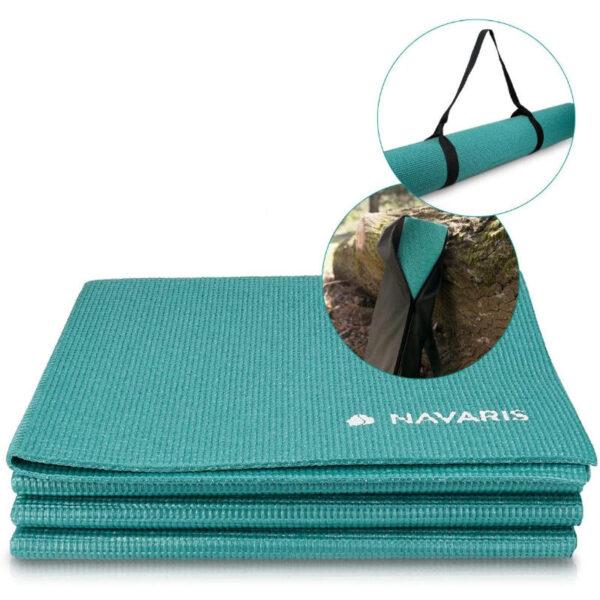 tappetino yoga pvc navaris