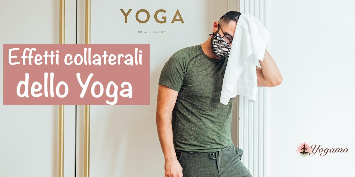 effetti collaterali dello yoga
