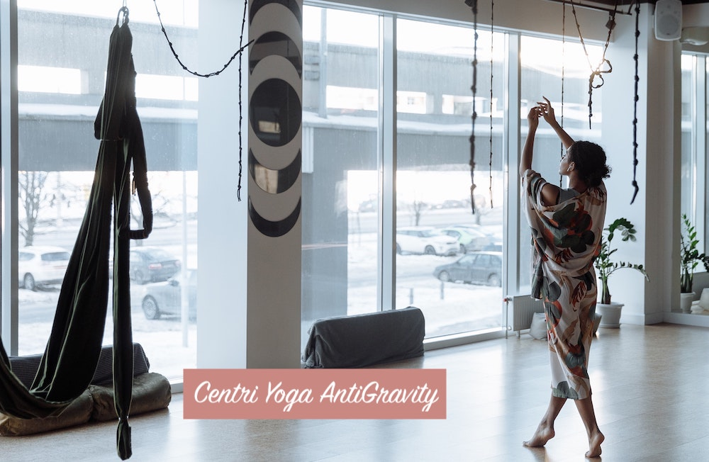centro yoga antigravity