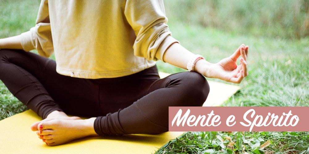 effetti benefici yoga sulla mente e spirito