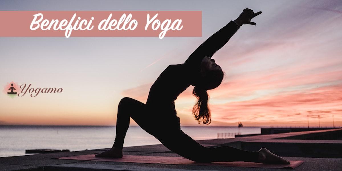 Effetti benefici yoga